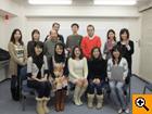 2011年新春「秀中文」お茶会報告書